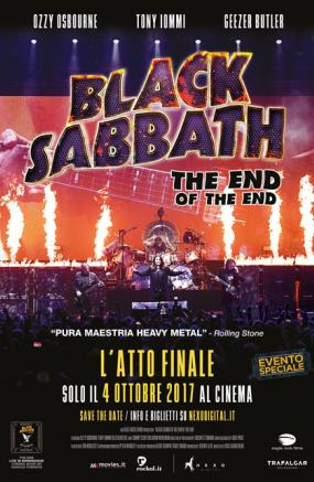 Black Sabbath - The End of The